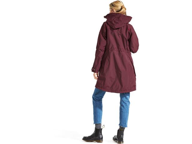 bb279e0c Didriksons 1913 Thelma Jakke Damer rød | Find outdoortøj, sko ...
